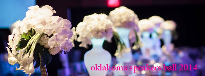 oklahoma speakers ball